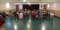 General membership meeting, Union United church basement.