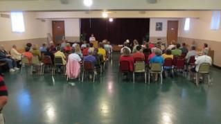 General Memebership Meeting Union Church Basement