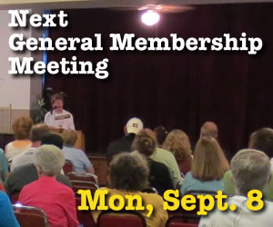 Next General Membership Meeting