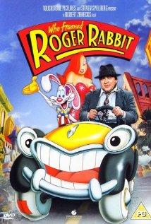 Movie poster for Who Framed Roger Rabbit