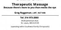 Second Sight Massage