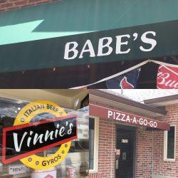Babe's Tavern - Vinnie's - Pizza A Go-Go